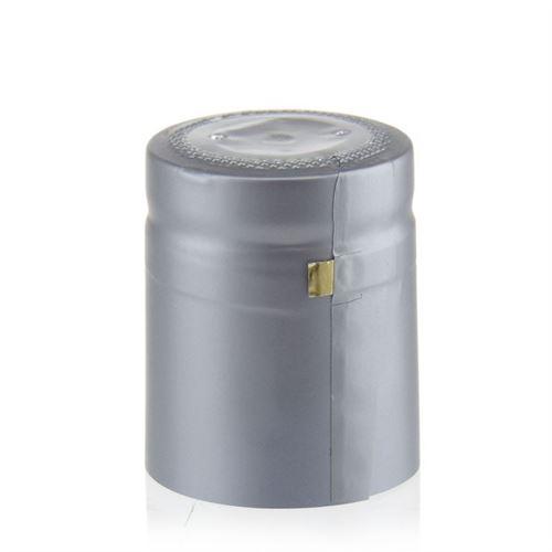 Capsule thermo-rétrécissante typ M argenté