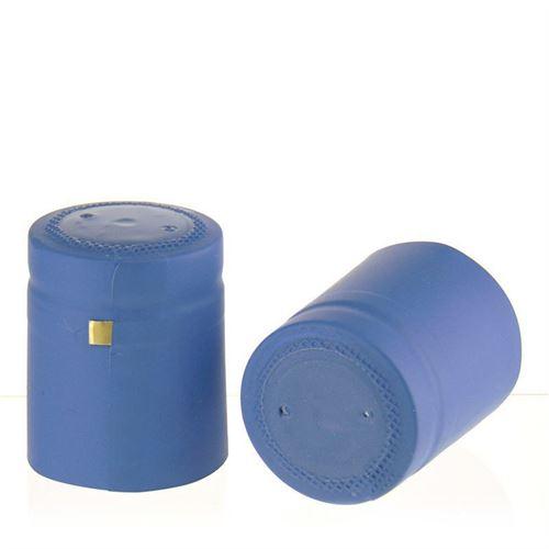 Capsule thermo-rétrécissante typ M bleu ciel