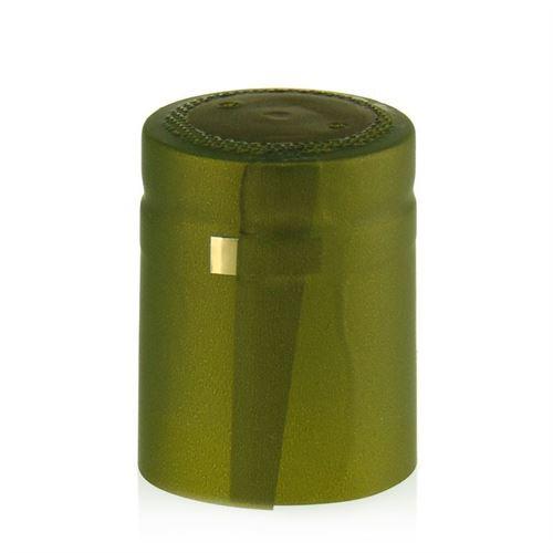 Capsule thermo-rétrécissante typ M olive