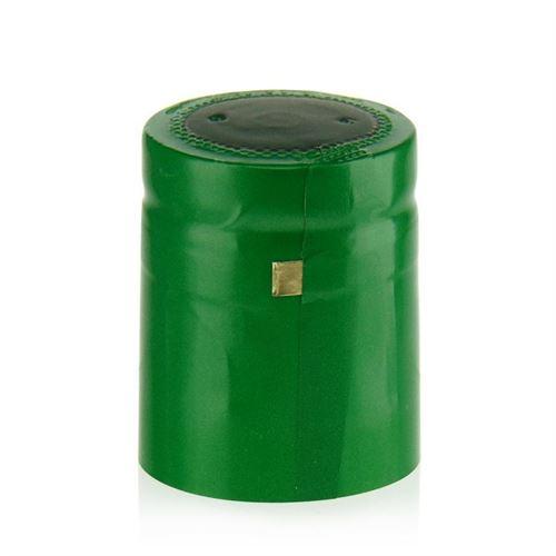 Capsule thermo-rétrécissante typ M vert