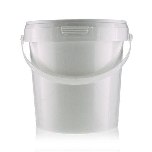 Cubo de 1,2 litros con tapón