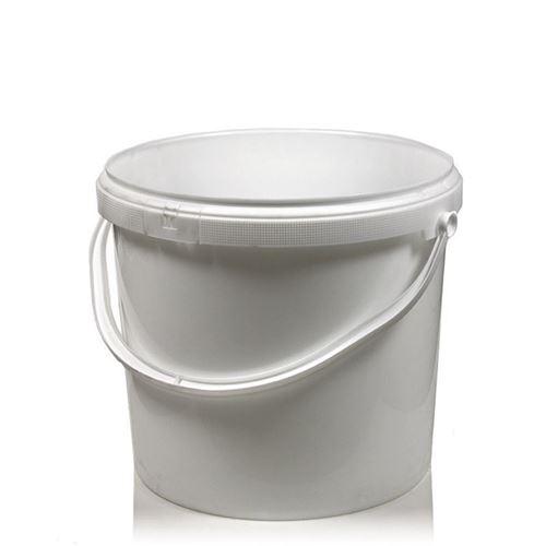 Cubo de 12,5 litros con tapón