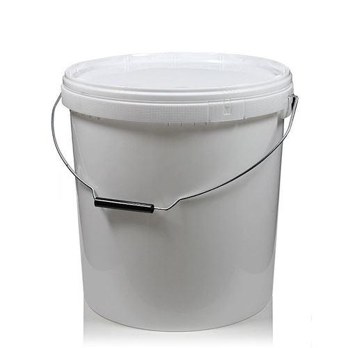 Cubo de 20 litros con tapón
