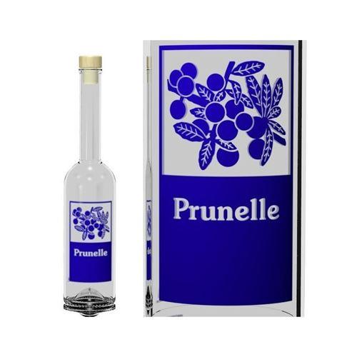"500ml Opera ""Prunelle"""