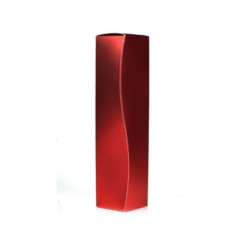 Geschenkkarton Rot-Metallic