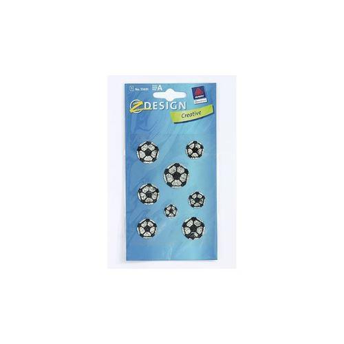 Glamour Sticker Calcio