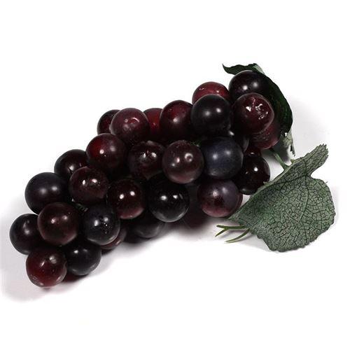 Grape - plastic - red