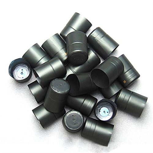 Krimp capsule Typ M - antraciet