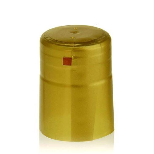 Krimp capsule Typ M - gouden