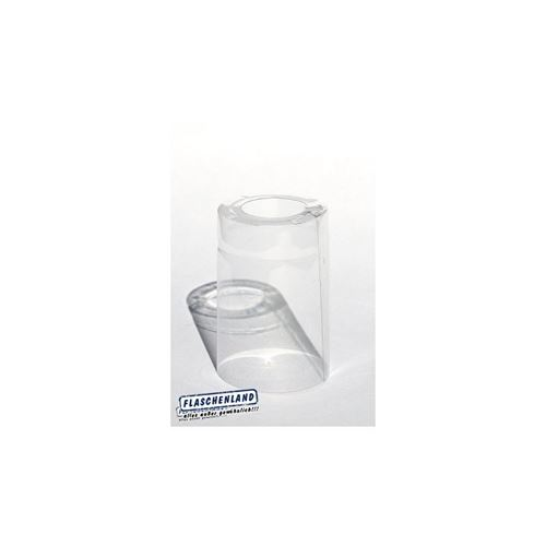 Krimp capsule Typ M - transparent