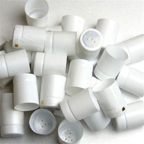 Krimp capsule Typ M - wit