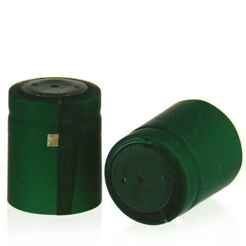 Krimp capsule typ M donkergroen
