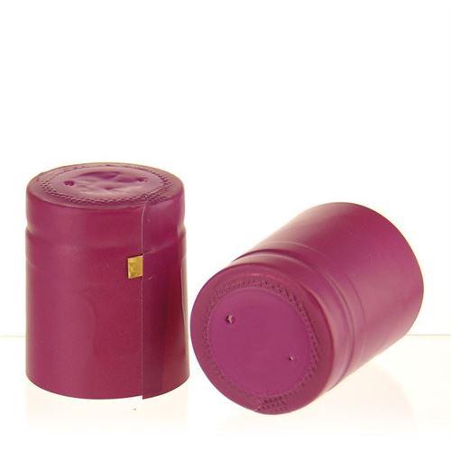 Krimp capsule typ M fucsia