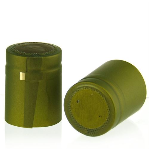 Krimp capsule typ M olijfgroen
