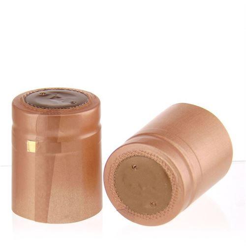 Krimp capsule typ M terracotta