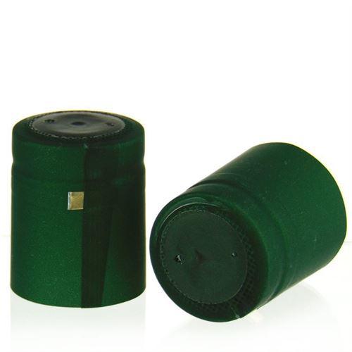 Krympehætte, type M, mørkegrøn