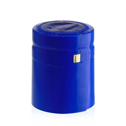 Krympekapsel, type M, blå