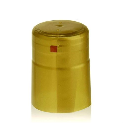 Krympekapsel, type M, gylden