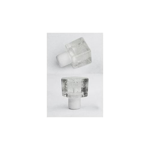 Kunststofkurk ijsblokje Typ M (doorzichtig)