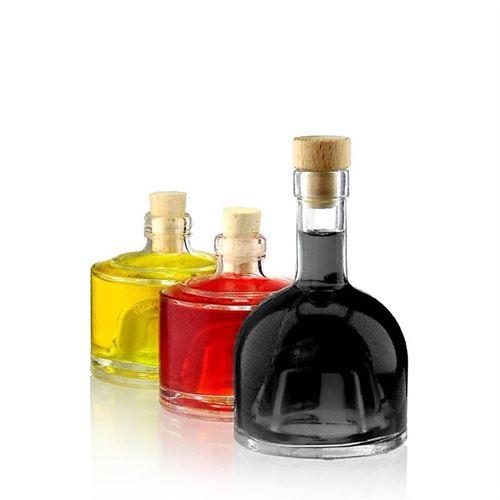 """Sæt af 3 stabelbare flasker á 200ml """"Trio"""""""