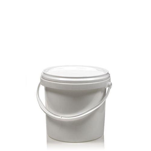 Secchio da 2,5 litri con tappo