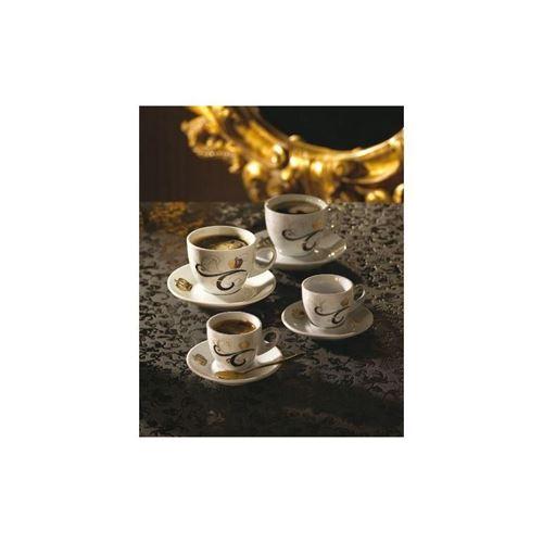 Set caffe palace bottiglie e for Bicchieri caffe