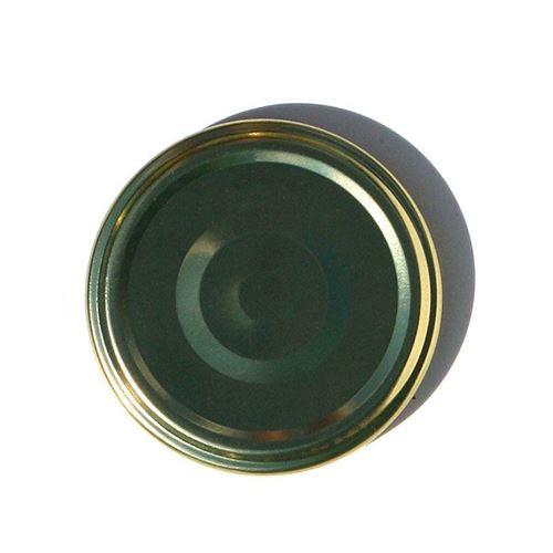 Tappo Twist Off 63mm oro