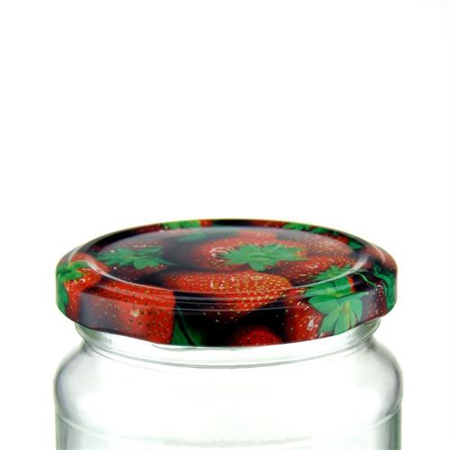 "Tappo Twist Off 66mm ""Fragola"""