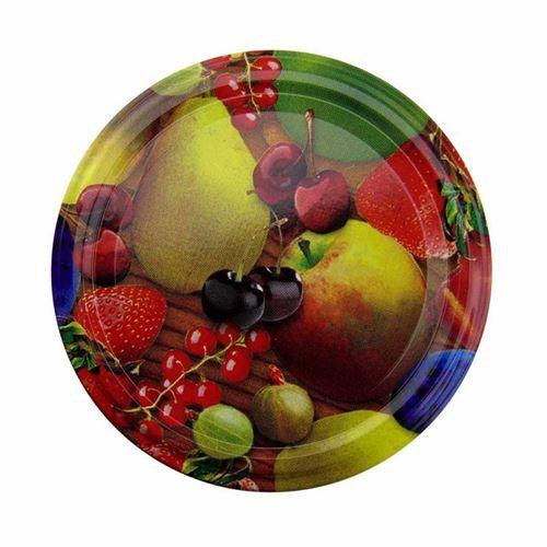 Couvercle twist off 82mm fruit bouteilles et for Twist off deckel 82