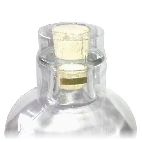 Cápsula contráctil Tipo botella farmaceútica