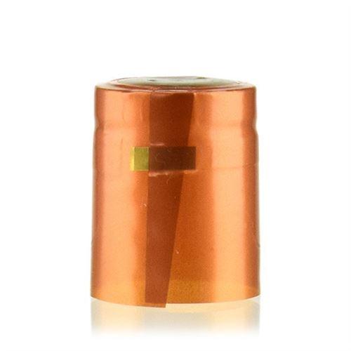 Schrumpfkapsel Typ M bronze-metallic