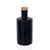"""500ml bouteille en noir mat """"Caroline"""" bouchon"""