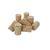 Bouchon de vin Liège naturel 38x24