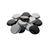 Chapa speciale 29mm negra