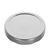 Deep Twist Off deksel 82mm zilver