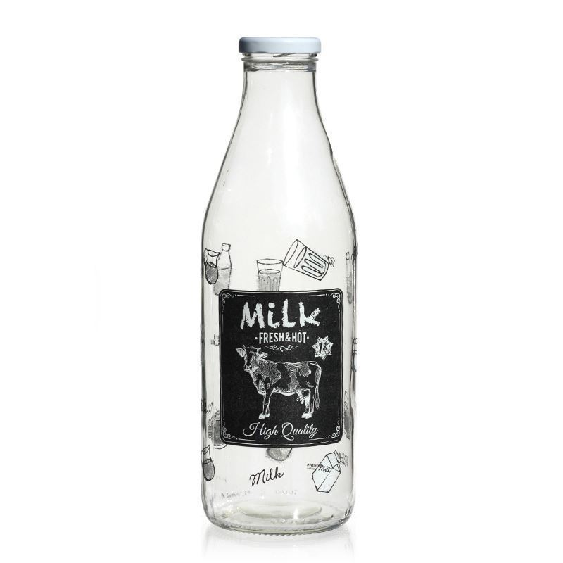 lait bouteille