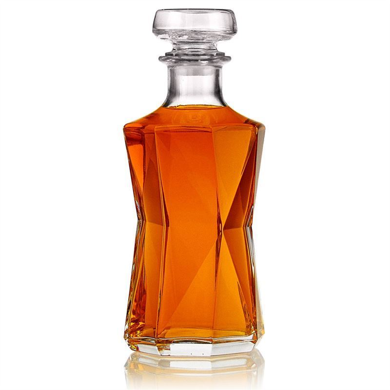 1000ml Whiskey Glass Carafe Quot Relax Quot World Of Bottles Co Uk