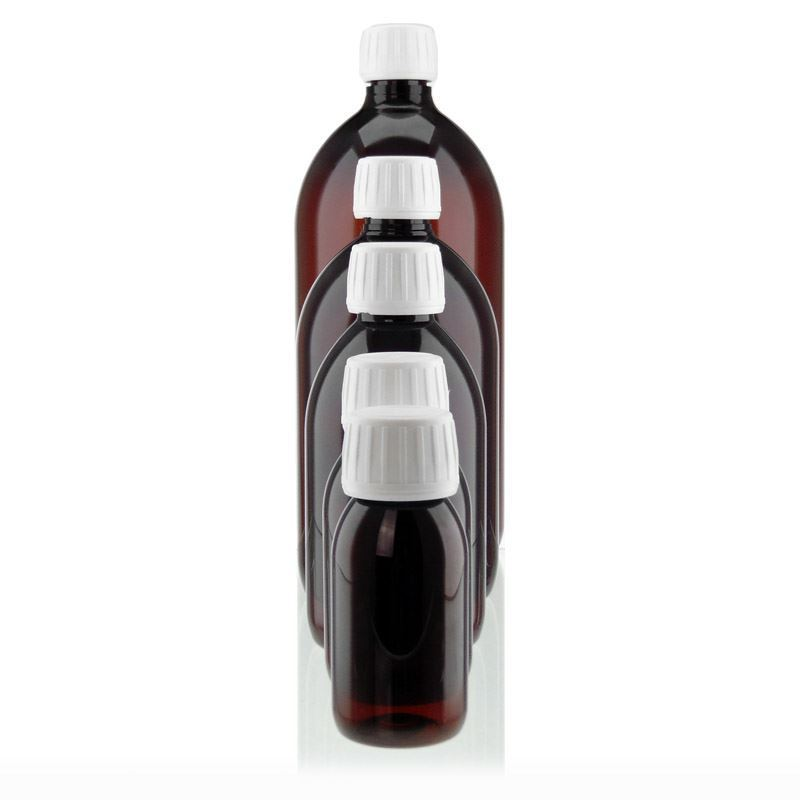 100ml pet flasche braun. Black Bedroom Furniture Sets. Home Design Ideas