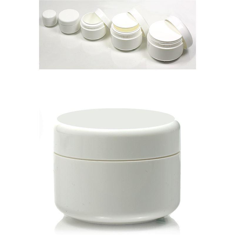 100ml pp dose bianca. Black Bedroom Furniture Sets. Home Design Ideas