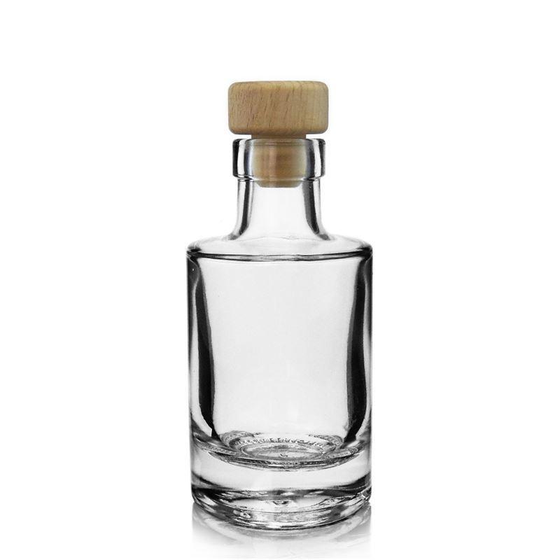 100ml clear glass bottle aventura world of. Black Bedroom Furniture Sets. Home Design Ideas