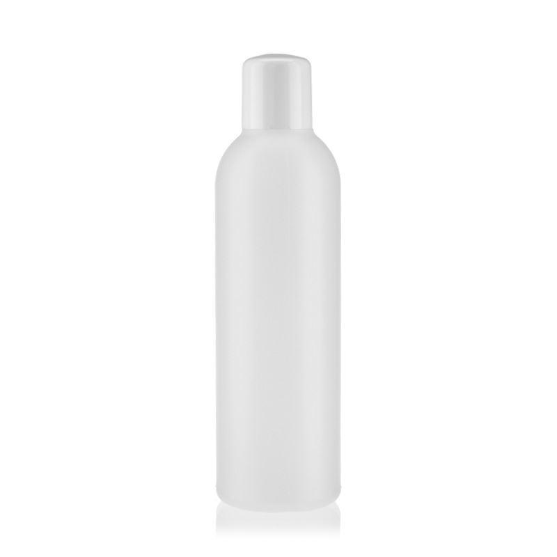 200ml hdpe flasche tuffy natur wei mit spritzeinsatz. Black Bedroom Furniture Sets. Home Design Ideas