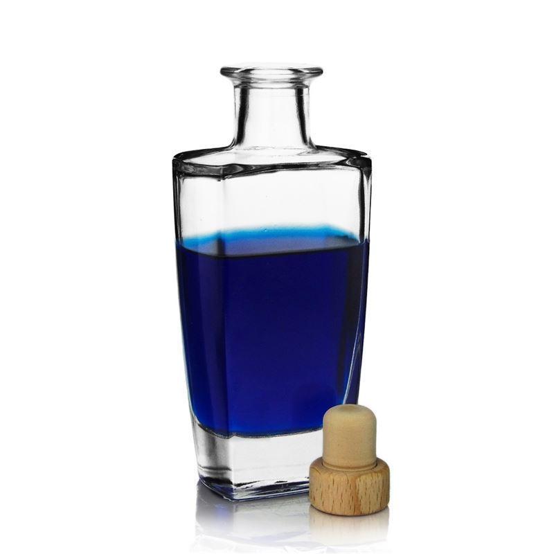 200ml clear glass bottle sissi world of for How to break bottom of glass bottle