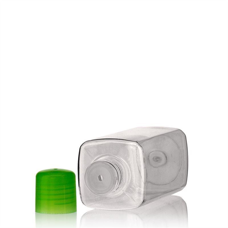 200ml pet flasche karl gr n mit spritzeinsatz. Black Bedroom Furniture Sets. Home Design Ideas
