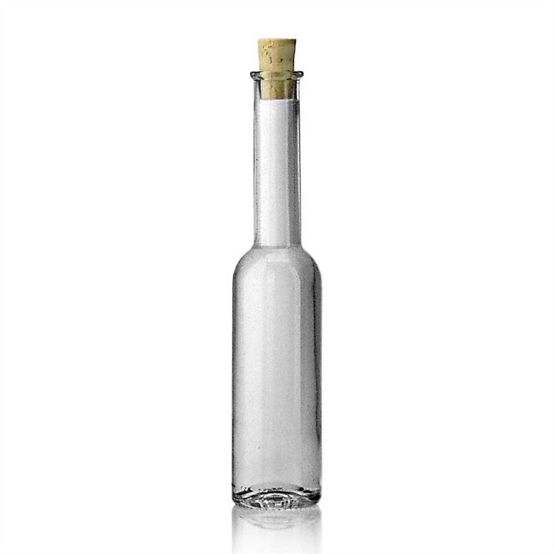 200ml Clear Glass Bottle Quot Nepera Quot World Of Bottles Co Uk