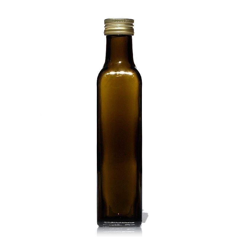 Matrimonio Tema Birra : Ml bottiglia in vetro verde antico quot marasca