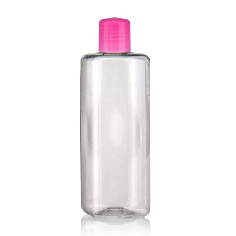 300ml pet flasche karl pink mit spritzeinsatz. Black Bedroom Furniture Sets. Home Design Ideas