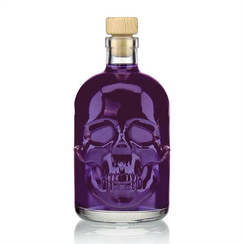 500ml botella de pirata botellas y - Botellas de vidrio para regalo ...