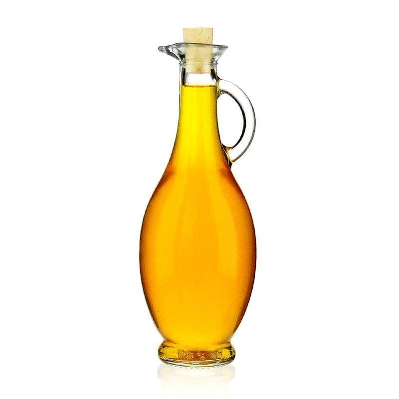 500ml bouteille huile vinaigre egizia bouteilles et - Huile et vinaigre ...