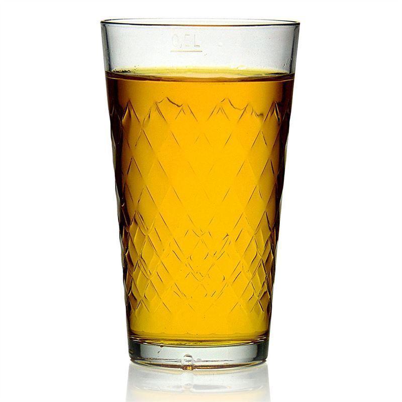Apfelwein Glas