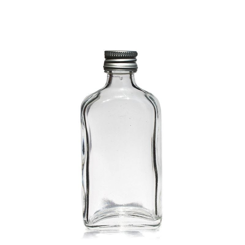 50ml clear glass bottle angie world of - What to put in glass bottles ...